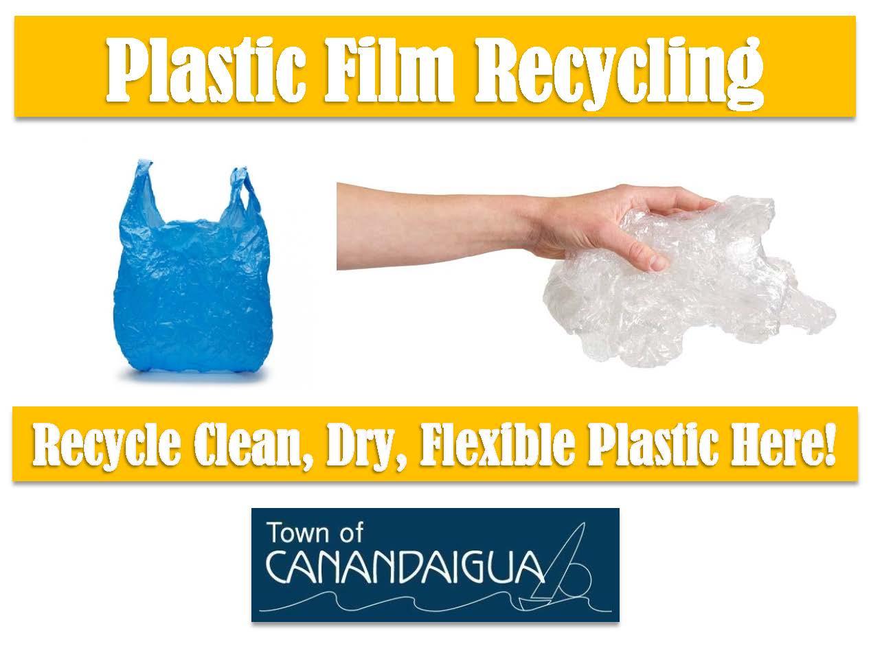 جمع آوری و بازیافت راهنمای بسته بندی فیلم های پلاستیکی خانگی